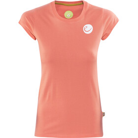 Edelrid Highball - T-shirt manches courtes Femme - orange